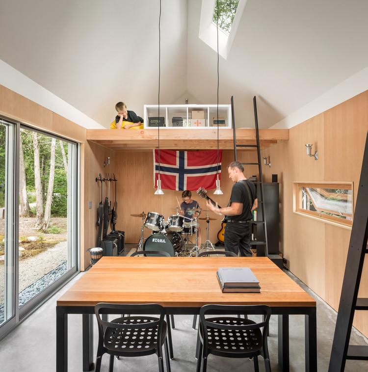 Long Studio 30x40 Design Workshop Archdaily