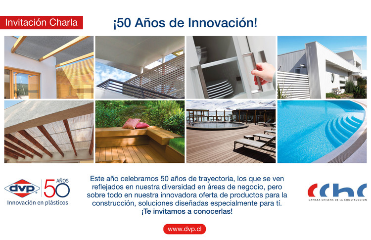 Charla técnica 50 años de innovación