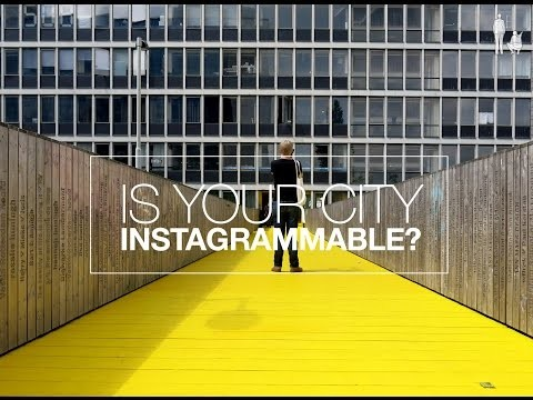 Mimetismo: ver a arquitetura através das lentes do Instagram
