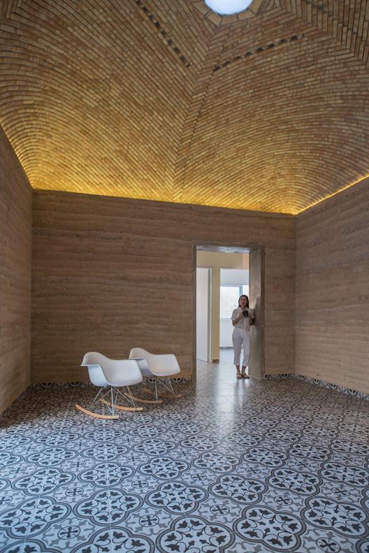 Casa de Tierra / earthLAB Studio, © Leo Espinosa