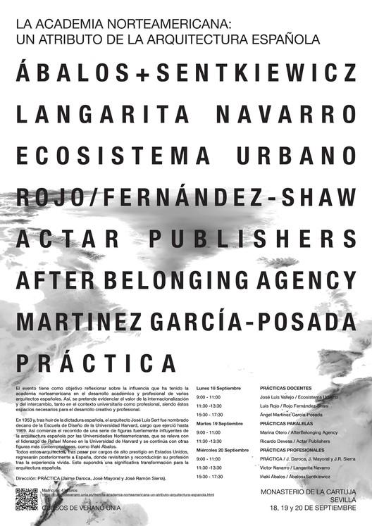 La Academia norteamericana: un atributo de la arquitectura española