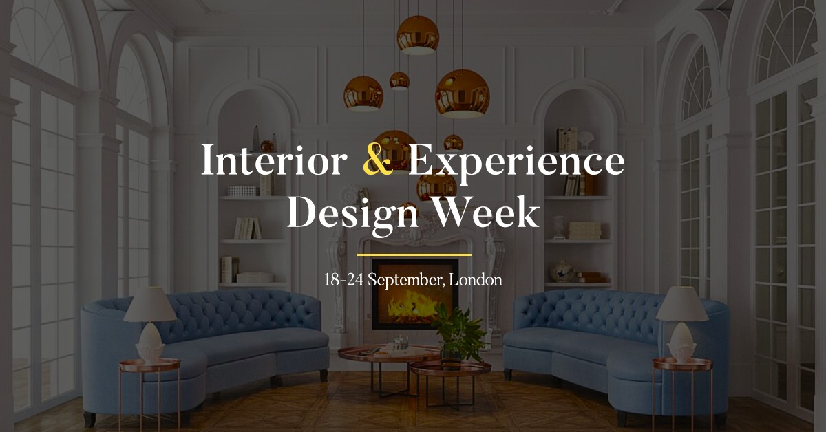 interior and experience design week archdaily