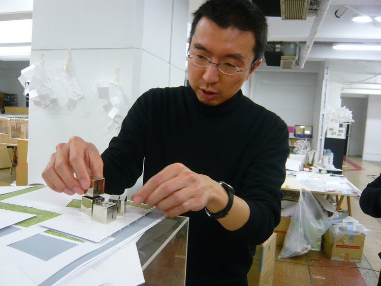 Sou Fujimoto clausurará la semana inaugural de la I Bienal Internacional de Arquitectura MUGAK, Sou Fujimoto. Image © Difusión