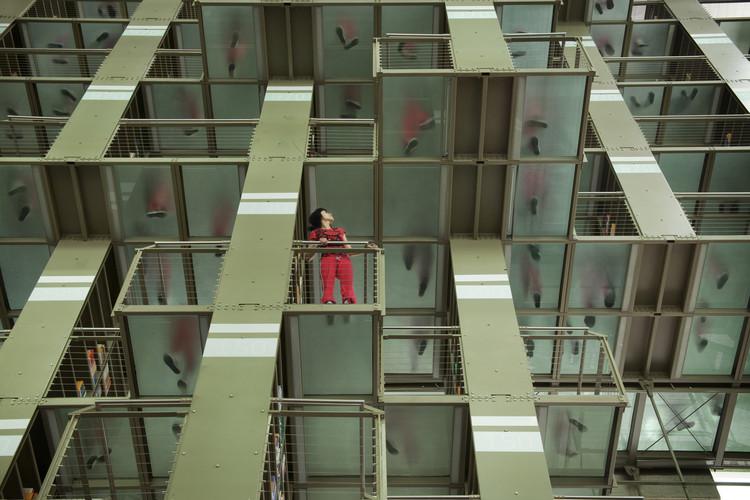 Próxima exposición en Ciudad de México pregunta: '¿está la arquitectura sobresaturada de ideas?', Una de las referencias de la exposición. Image © Yoshihiro Koitani