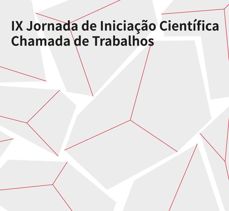 IX Jornada de Iniciação Científica - Escola da Cidade