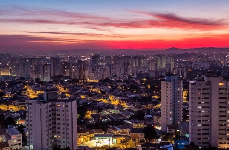 Entidades de arquitetura e movimentos sociais lançam Projeto Brasil Cidades, Skyline de São Paulo. Image © Cortesia de CAU/BR