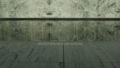 Reflejos, un homenaje al Pabellón de Barcelona de Mies van der Rohe