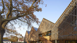 Bedales School Art and Design / Feilden Clegg Bradley Studios