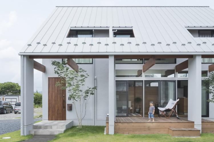 Konan-House / ALTS Design Office, © Masahiko Nishida