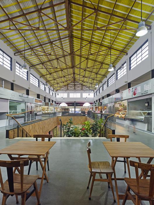 Lugo 39 s public market renovation olaestudio mercasa - Hector santos ...