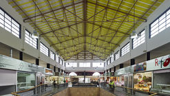 Lugo's Public Market Renovation / OLAestudio + MERCASA