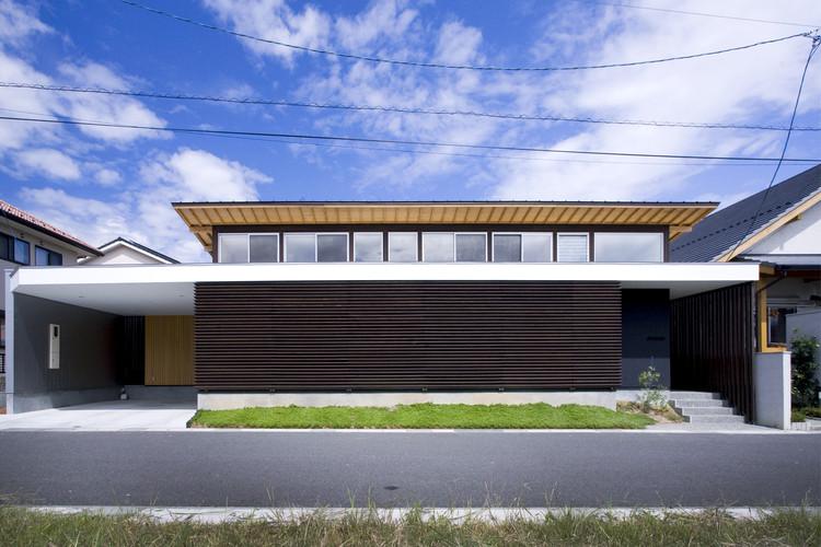 Trough House / Youichi Kouno, © Makoto Kunisada