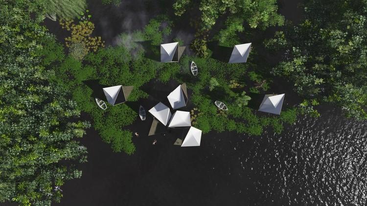O que o arquiteto pode aprender com a natureza para enfrentar os desafios do futuro?, © Daniel Athias. ImageProjeto realizado por Daniel Athias durante AA VISITING SCHOOL AMAZONAS