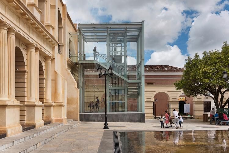 MUSAC / C Cubica Arquitectos, © Jaime Navarro