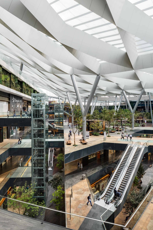 Galeria De Parque Toreo Sordo Madaleno Arquitectos 8