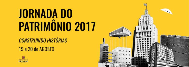Jornada do Patrimônio 2017 convida a conhecer a história de São Paulo através dos edifícios