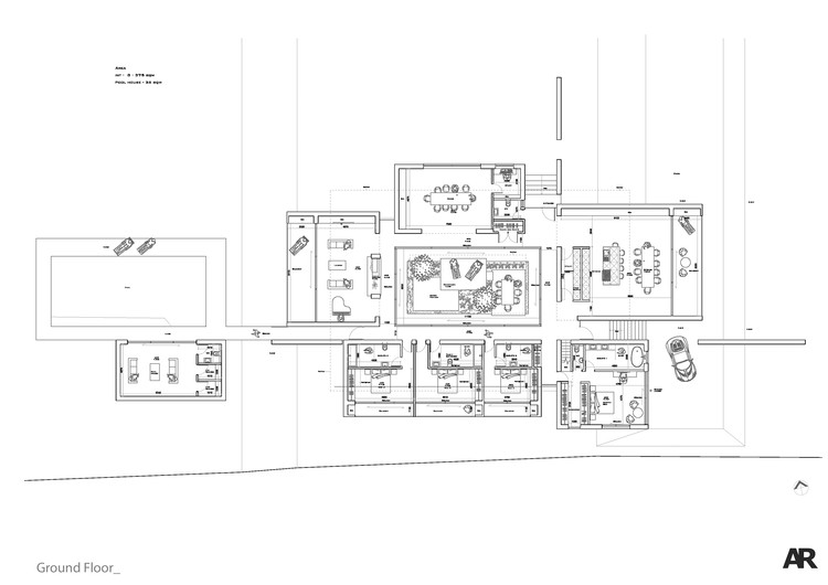 Black House Ar Design Studio Archdaily