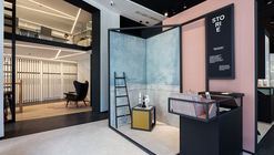 Showroom pointONE / Suto Interior Architects