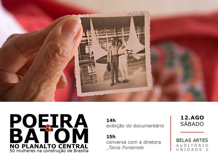 """Exibição do documentário """"Poeira e Batom"""", CAJ - Documentário """"Poeira e Batom"""""""