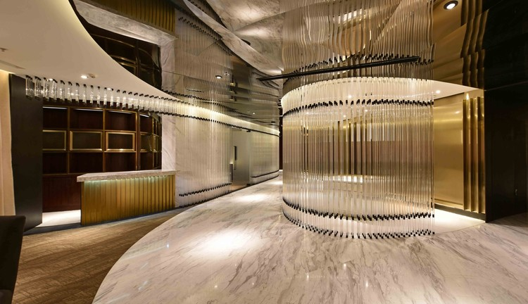 Gold 800 Experience Centre / SPACEMEN, © Min Chen Xuan