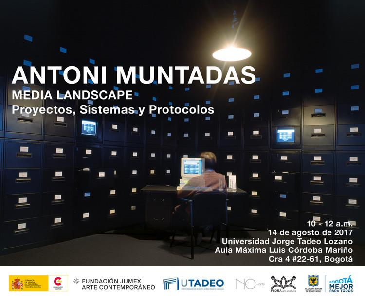 Antoni Muntadas: Seminario Media Landscape. Proyectos, Sistemas y Protocolos, Antoni Muntadas