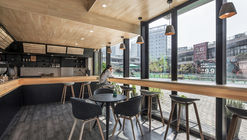 daodaocoffee / HAD Architects& EPOS