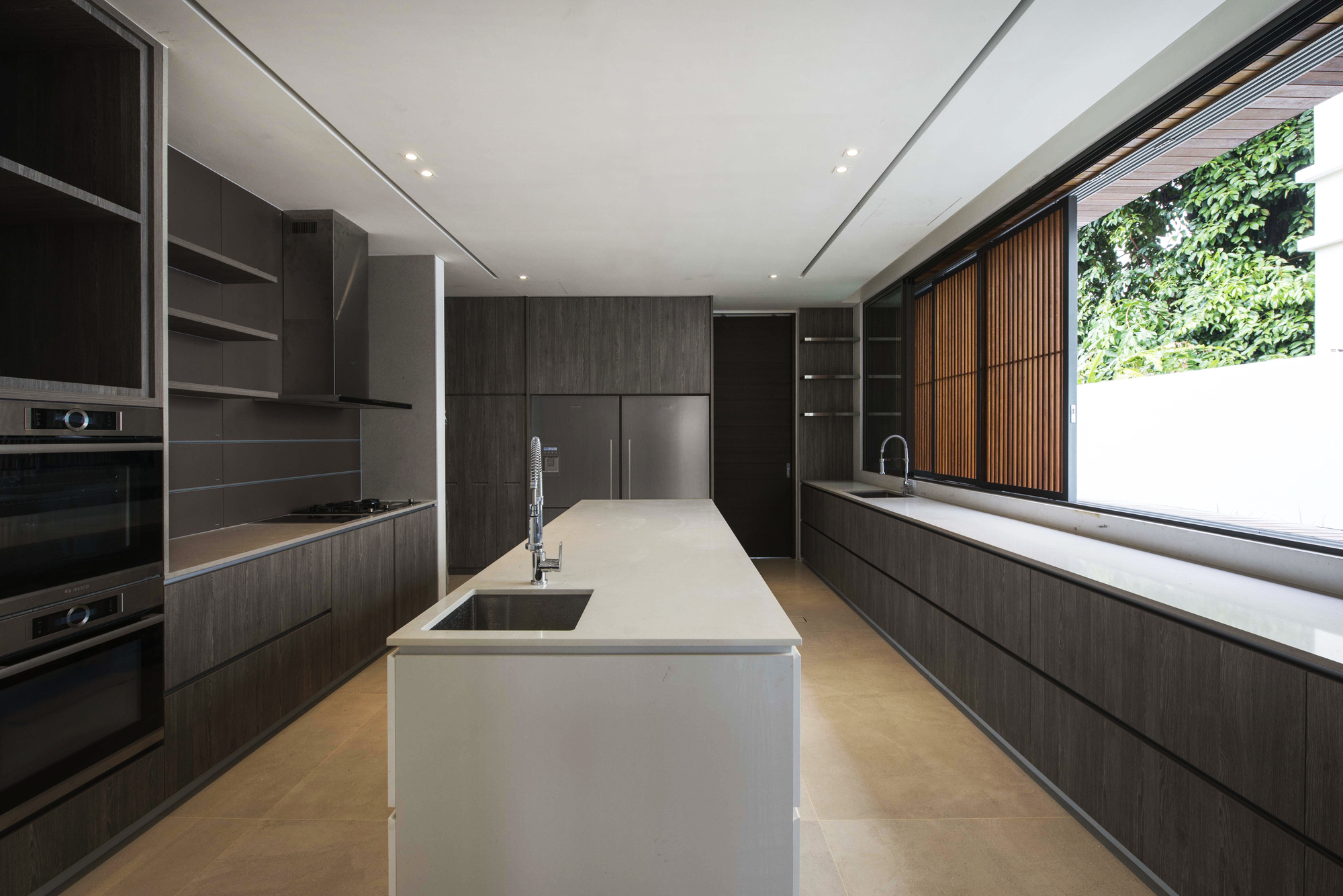 Gallery of box house ming architects 2 for D kitchen andheri east
