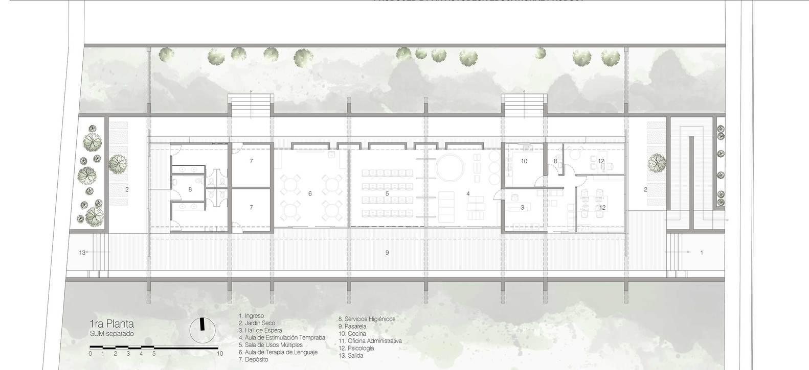 Gallery of Plaza Cultural Norte / Oscar Gonzalez Moix - 29