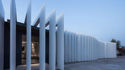 Portugal SERIP Lighting Exhibition Hall / CUN Design
