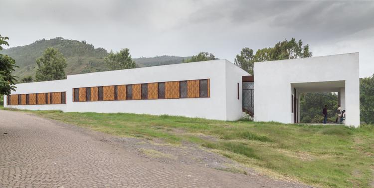 Centro de Maternidad Woldyia / Vilalta Architects, © Gonzalo Guajardo
