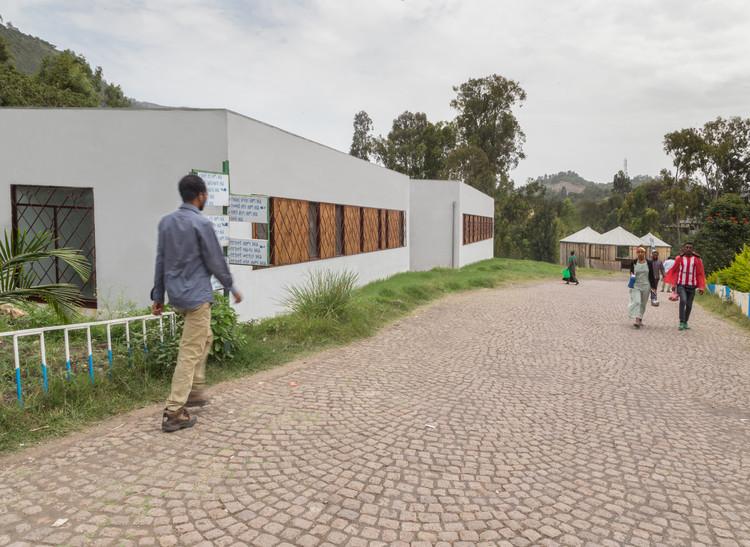 Centro de Maternidad Woldyia / Vilalta Arquitectura, © Gonzalo Guajardo