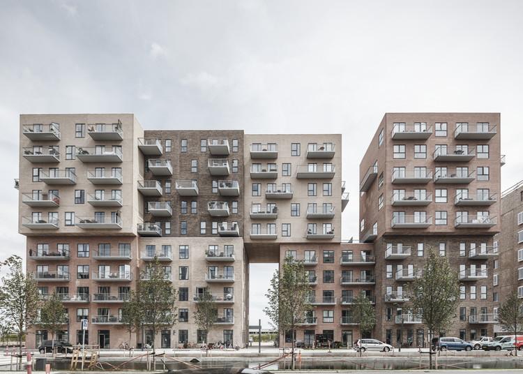 Cubic Houses / ADEPT, © Rasmus Hjortshøj