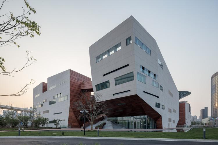 The World Expo Museum / ECADI, © Shao Feng