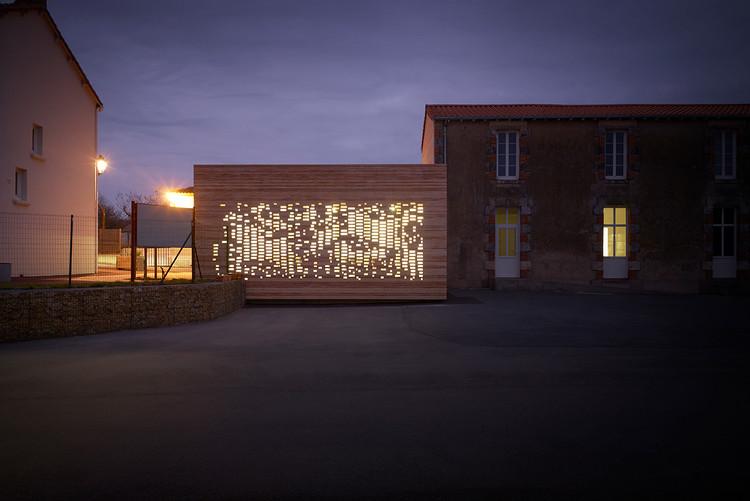 Extensión del Ayuntamiento / Titan, © Julien Lanoo
