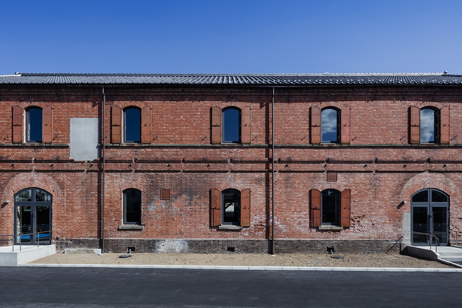 Warehouse Of Time Ft Architects Archdaily