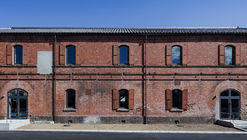 Warehouse of Time / FT Architects
