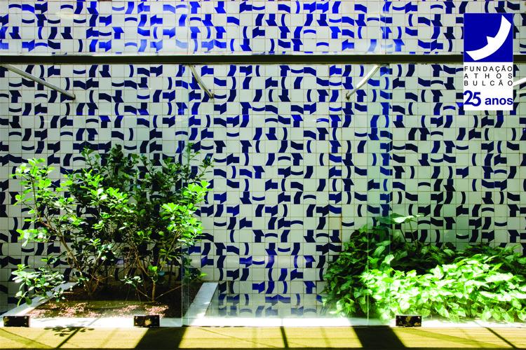 Athos Bulcão: Aproximação entre Arte e Arquitetura , Câmara dos Deputados - Salão Verde. Image Cortesia de Fundação Athos Bulcão. Fotógrafo: Edgard Cesar