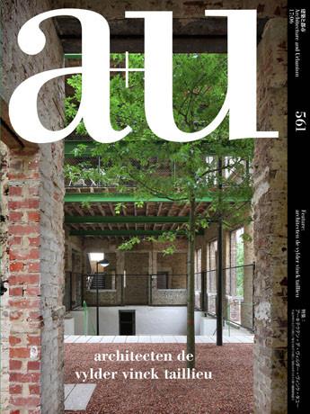 a+u 2017:06 Feature: architecten de vylder vinck taillieu