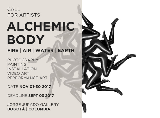 Call for Artists: Alchemic Body