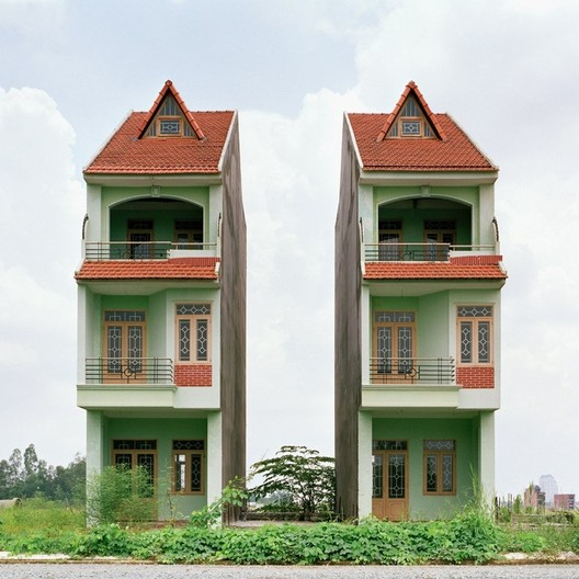 Homes in Vietnam. Image <a href='https://www.reddit.com/r/AccidentalWesAnderson/comments/6lqh6q/homes_in_vietnam/'>via Reddit user temporality</a>