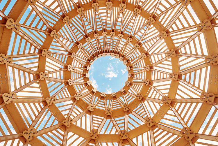 Pavilhão Zern / Vlad Kissel, © Sergey Christolyubov - Andrey Lysikov