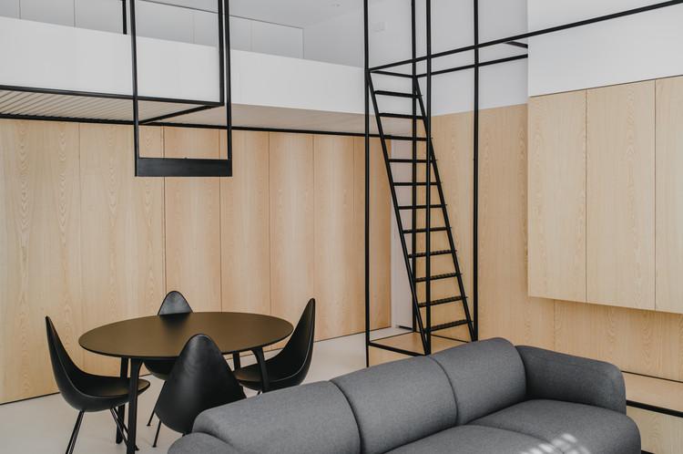 Wireframe / MUS Architects, © Janina Tynska