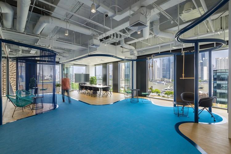 Club Med Shanghai Office 100architects Amey Kandalgaonkar Photography