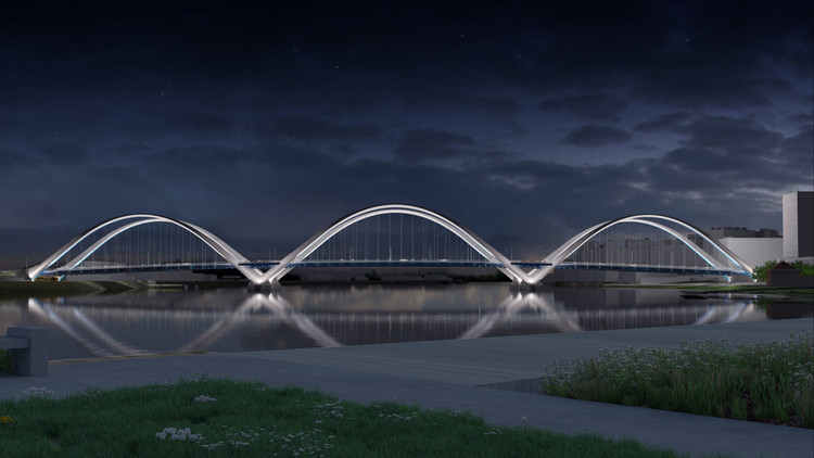 Washington D.C. Unveils Its Largest Ever Construction Project: $441 Million Frederick Douglass Memorial Bridge Replacement, Courtesy of DDOT