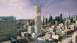 ODA Designs 70-Story Residential Skyscraper for Downtown Los Angeles