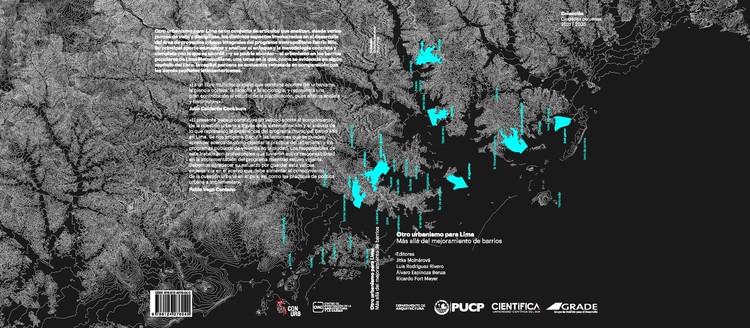 Presentación de libro 'Otro urbanismo para Lima', Cortesía de Conurb