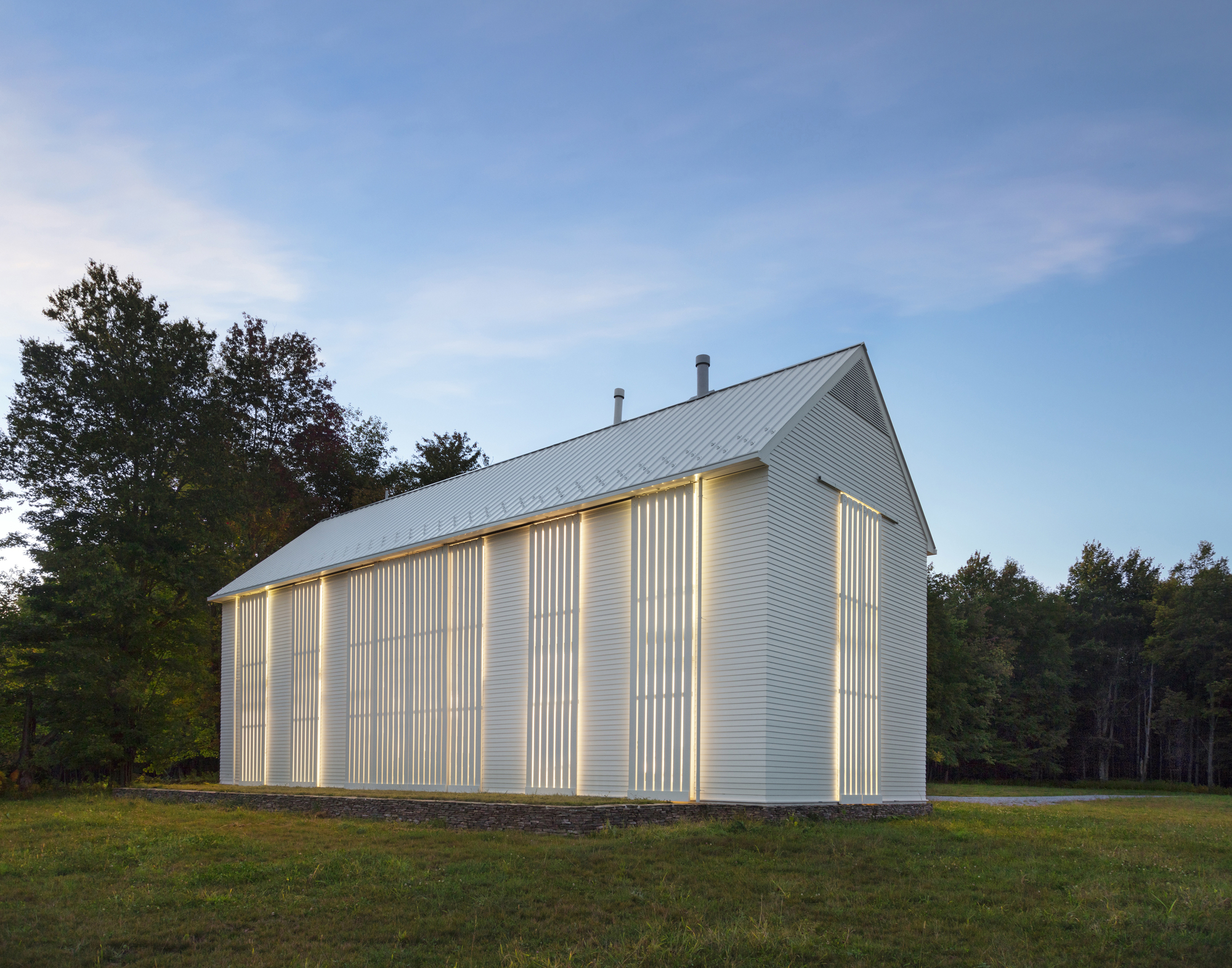 Pennsylvania Farmhouse Cutler Anderson Architects