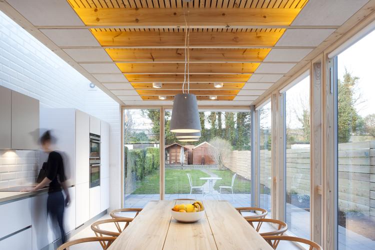Copeland Grove House / Stephen Kavanagh Architects, © Alice Clancy