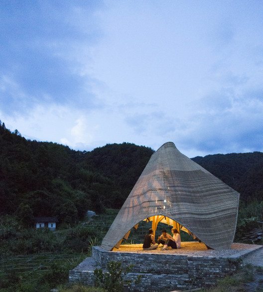 Sun Room Pavilion / Donn Holohan - The University of Hong Kong, Cortesía de UHK