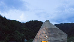 Sun Room Pavilion / Donn Holohan - The University of Hong Kong